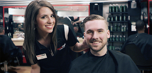 Sport Clips Haircuts of 18th South Marketplace Haircuts